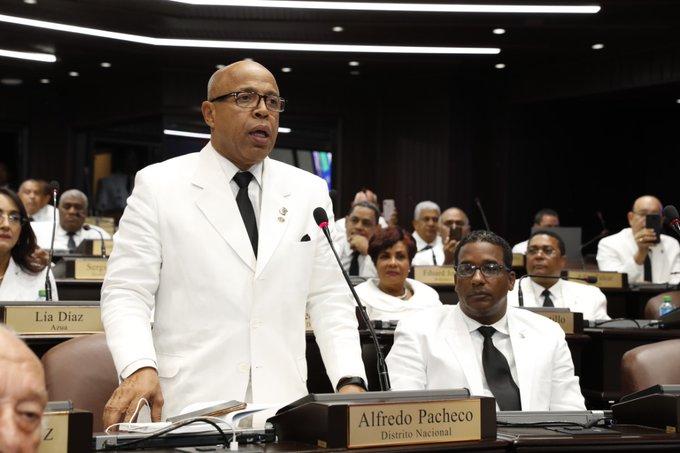 PRM propone a Eduardo Estrella para presidir Senado y Alfredo Pacheco a  Cámara de Diputados – Santo Domingo al Día